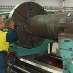 APR Engineering Lathe with Tradesman