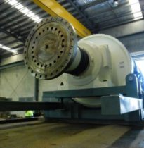 Mining Pulley Manufacturing