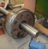 Idle Shaft manufacturing